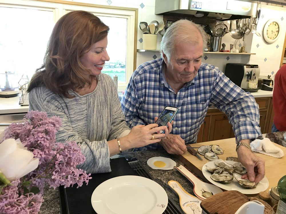 Frequestly Asked Questions for the Jacques Pépin Foundation