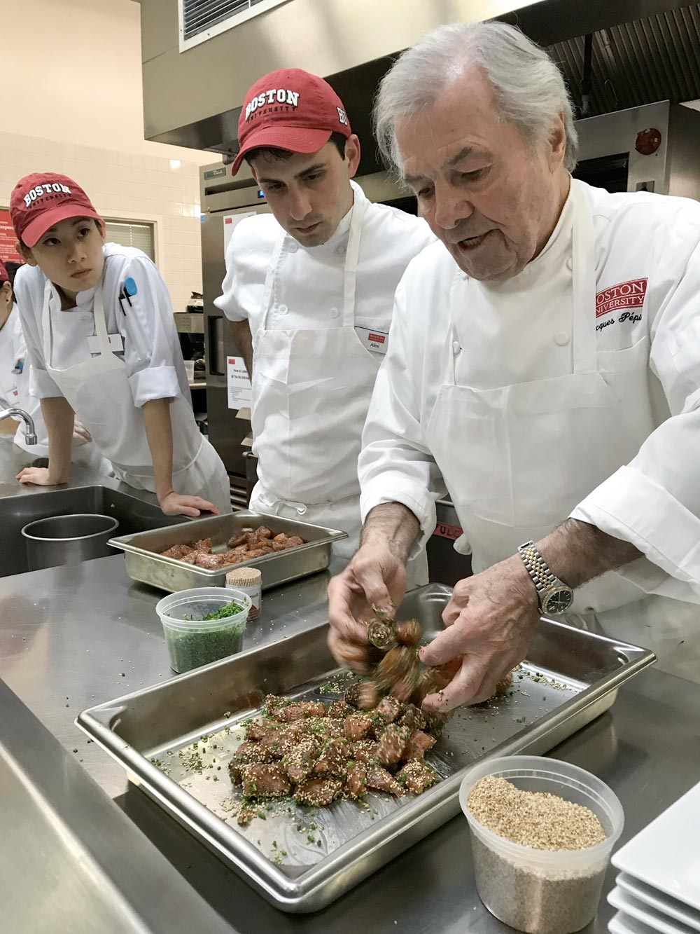 Subscribe to the Jacques Pépin Foundation today
