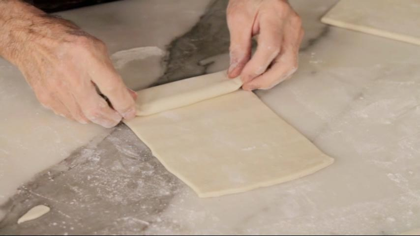 Making and Working with Puff Pastry